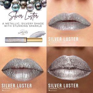 Limited Edition LipSense~ Silver Luster 💋💄